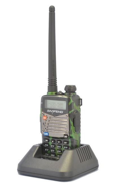 Baofeng UV-5RA plus